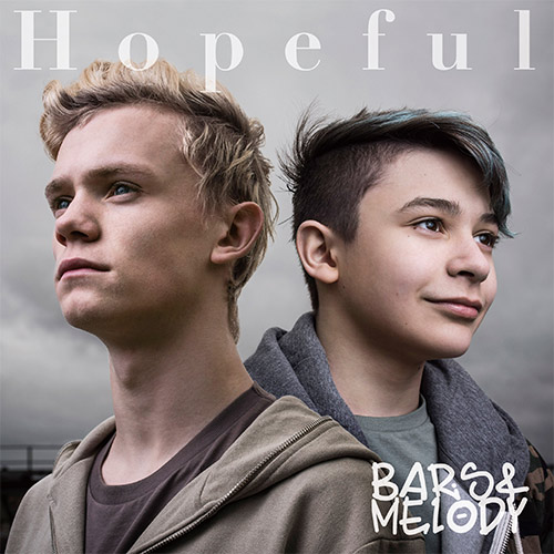 Bars & Melody / JAPAN 1st Album 「Hopeful」